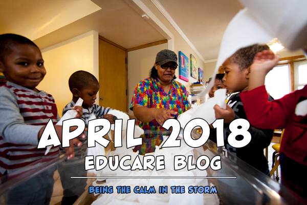 April Blog Cover